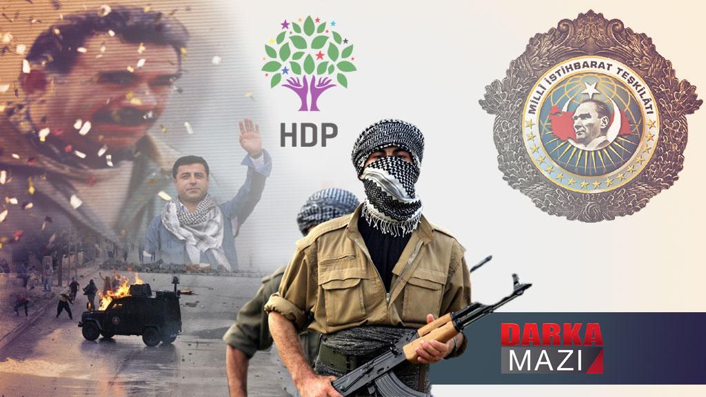 Kuzeydeki sessizliğin nedeni HDP'mi Selahattin Demirtaş, Abdullah Öcalan,