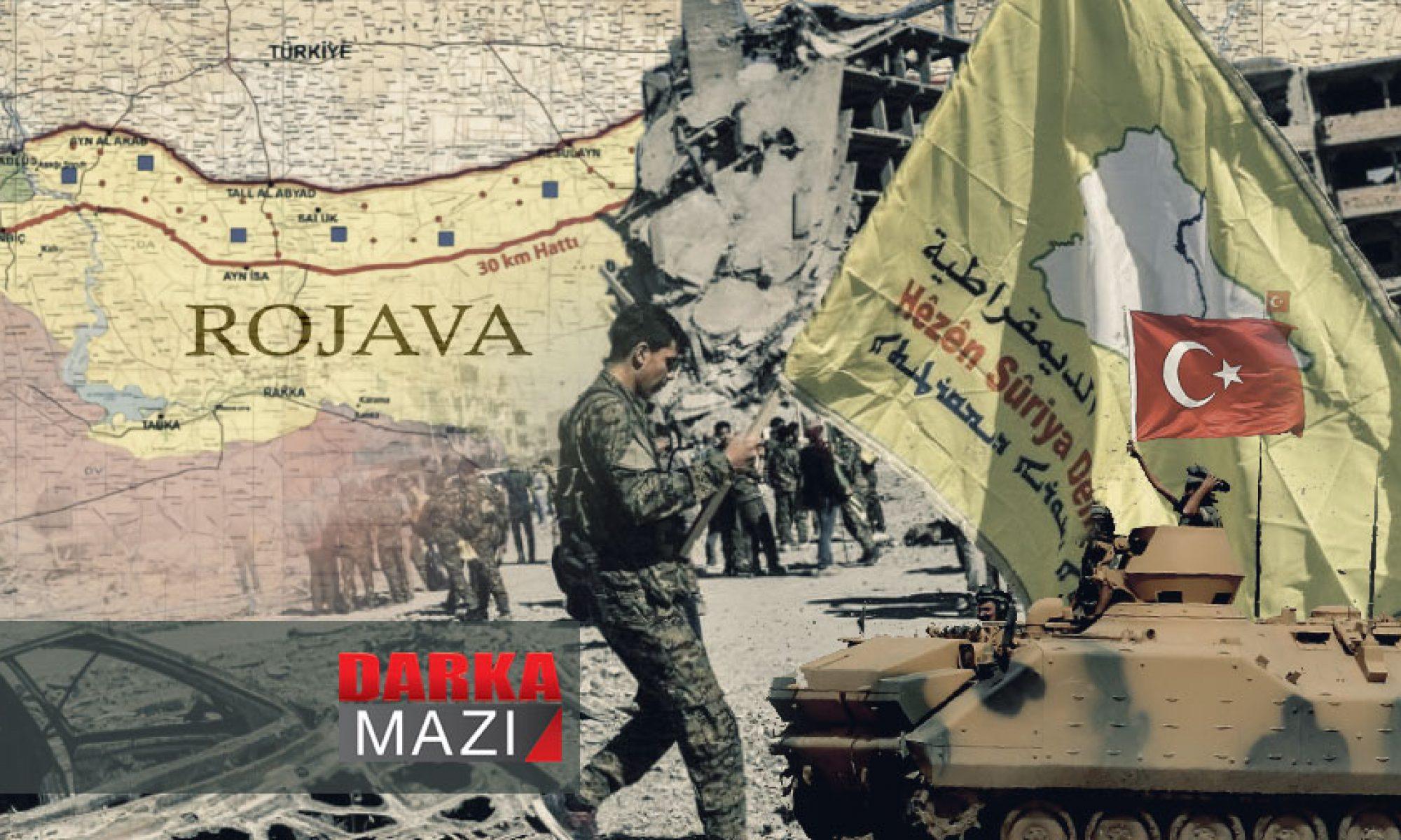ROJAVA KÜRDİSTANINDA YAŞANAN GELİŞMELER VE TARİHTEN ÇIKARILMAYAN DERSLER. Kobani, Mazlum Abdi