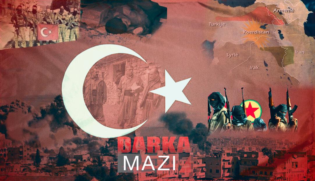 Rojava PKK'den Büyüktür… PKK ENKS KÜRT