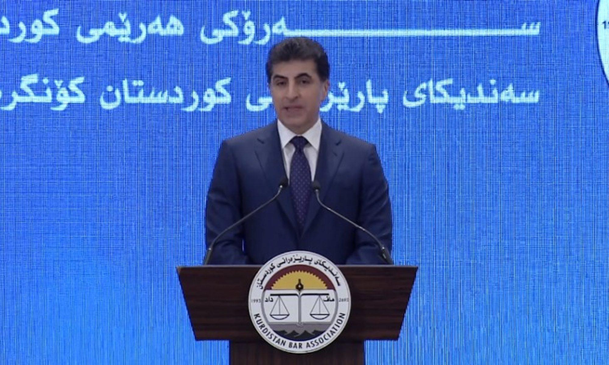 Neçirvan Barzani: Irak'ın sorunu anayasa değil
