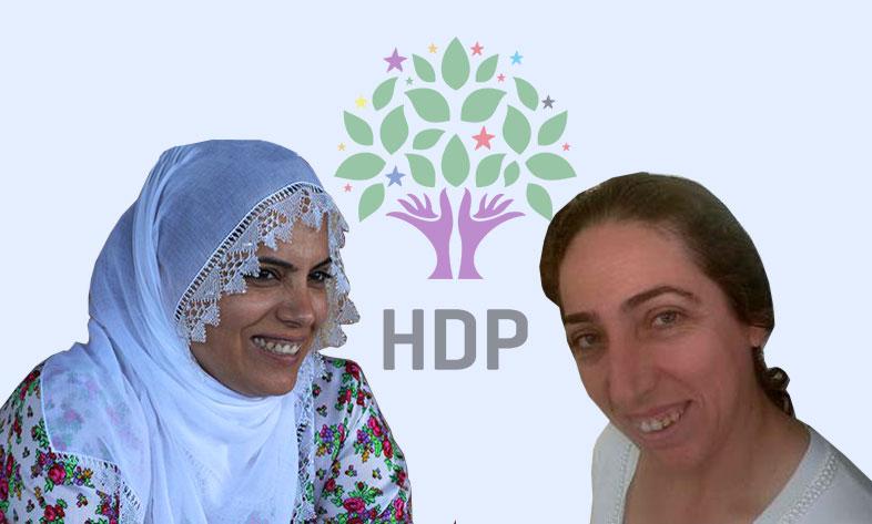 HDP'Lİ İKİ VEKİLE SORUŞTURMA
