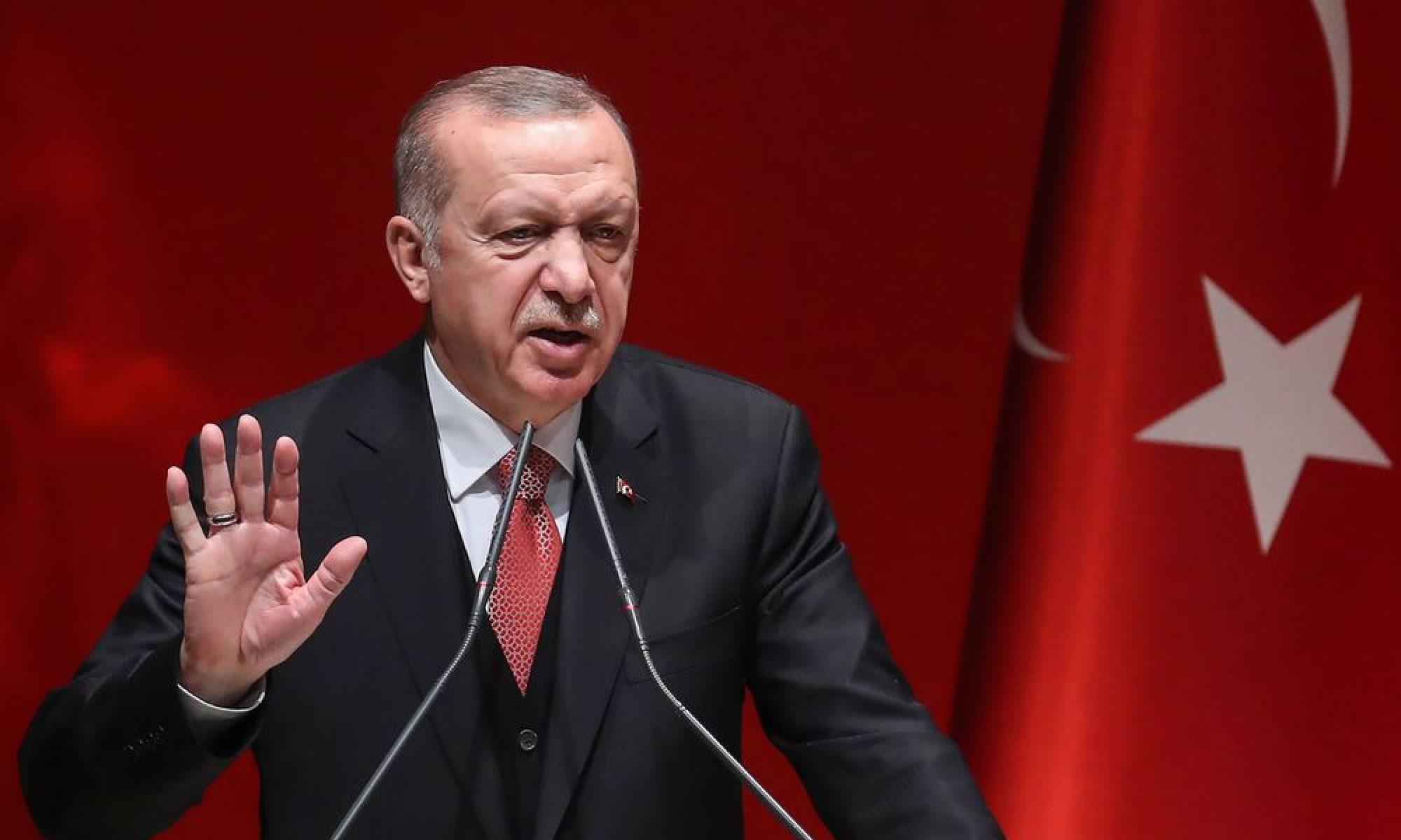Recep tayip Erdoğan Irak'taki olaylar İran'a da sıçraya bilir