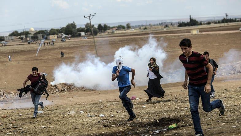 Kobani'de Rus-Türk ortak devriyesi sivil halka ateş açtıA