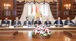 Kürdistan Bölgesinde Siyasi Hareketlilik