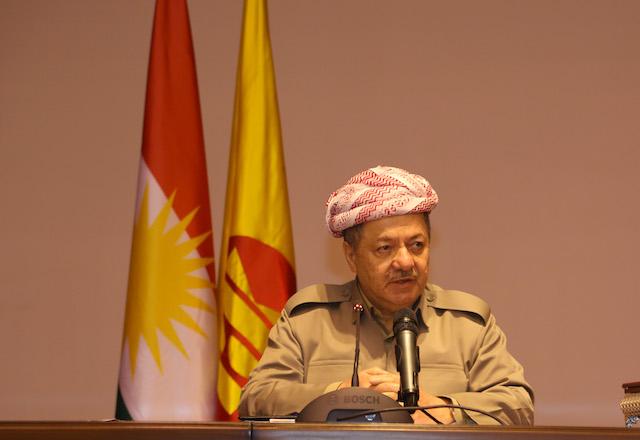 Barzani: Çözüm için atılacak tüm adımları destekliyoruz