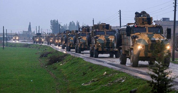 Rusya Türkiye Ortak devriye Rojava, Kürdistan
