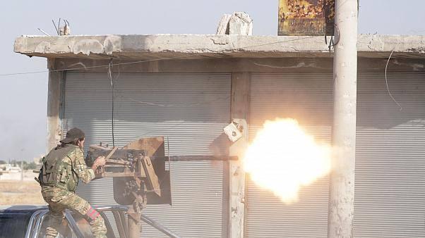 Türk Ordusu ve çeteleri Til Temir bölgesine saldırdı