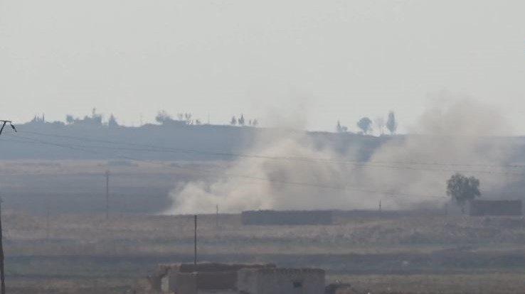 Suriye Ordusu ile Türkiye arasında çatışma