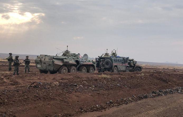 Kobani'de Rusya ve Türkiye'den 5. ortak devriye