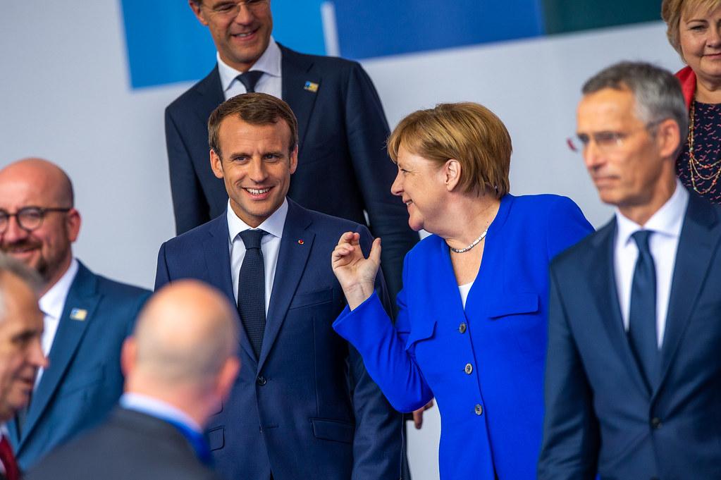 Macron Türkiye dayatmaları karşısında geri adım atmadı