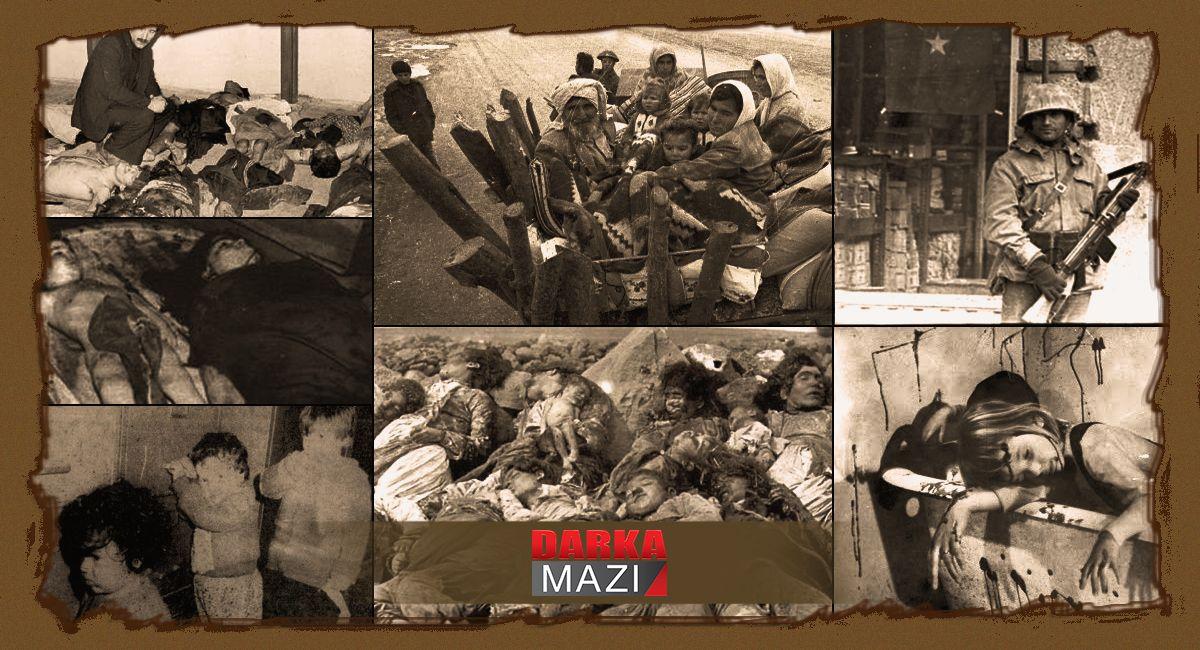 42. yılında Maraş Katliamı- Afrin'in işgali ve devletin Türkleştirme planı