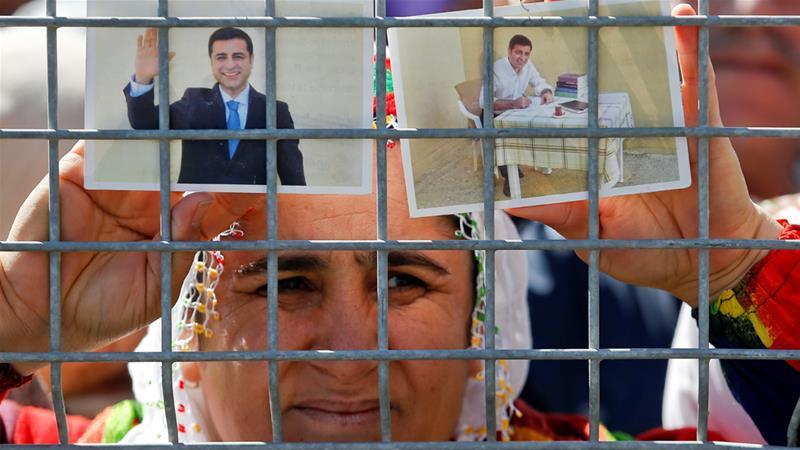 Selahattin Demirtaş'a kendi röportajı verilmedi