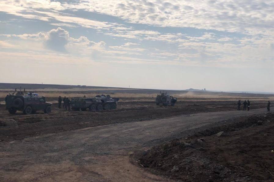 Türk- Rus ortak devriyesinin 13'üncüsüne bu gün başlandı