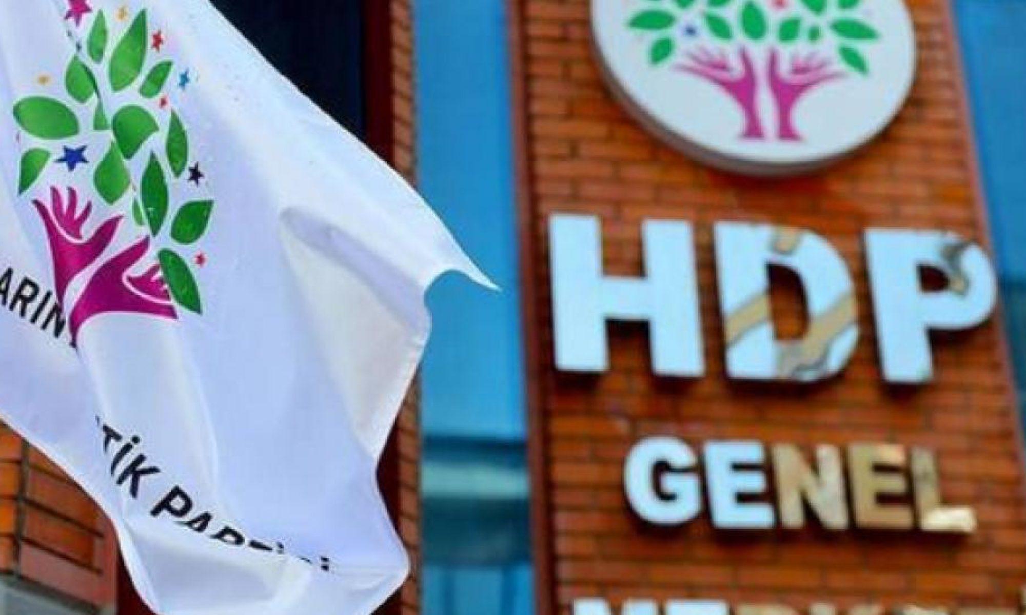 Ermeni Soykırım Tasarısı, ermeni, HDP; HDP açıklama, Senato kararı