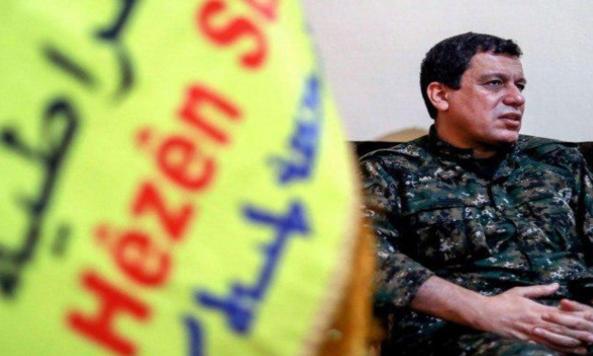 Mazlum Kobani'den Boris Johnson'a tebrik mesajı