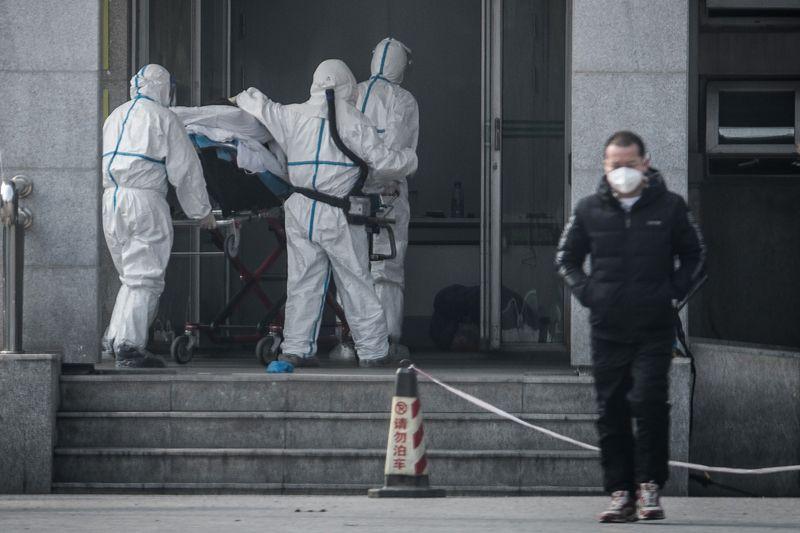 Çin'de ki Virüs can almaya devam ediyor, 17 kişi hayatını kaybetti