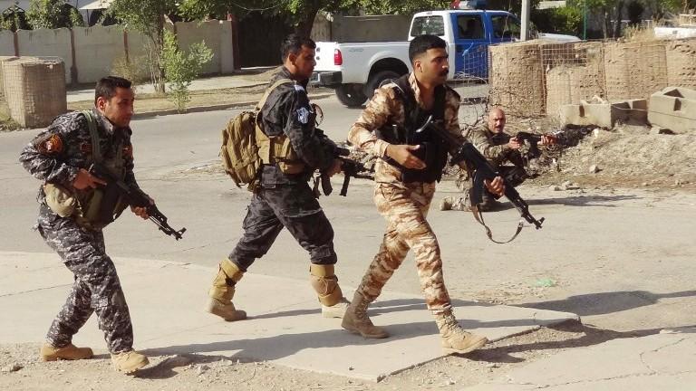 Kerkük'te Irak Ordusuna saldırı