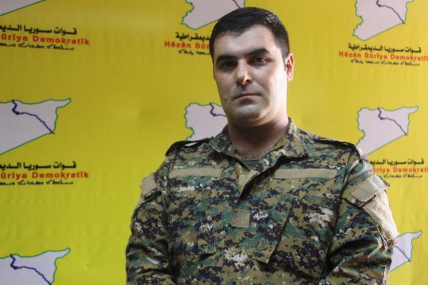 HSD'den Lavrov'un açıklamalarına tepki QSD Kino Gabriel Rojava Kuzey Suriye