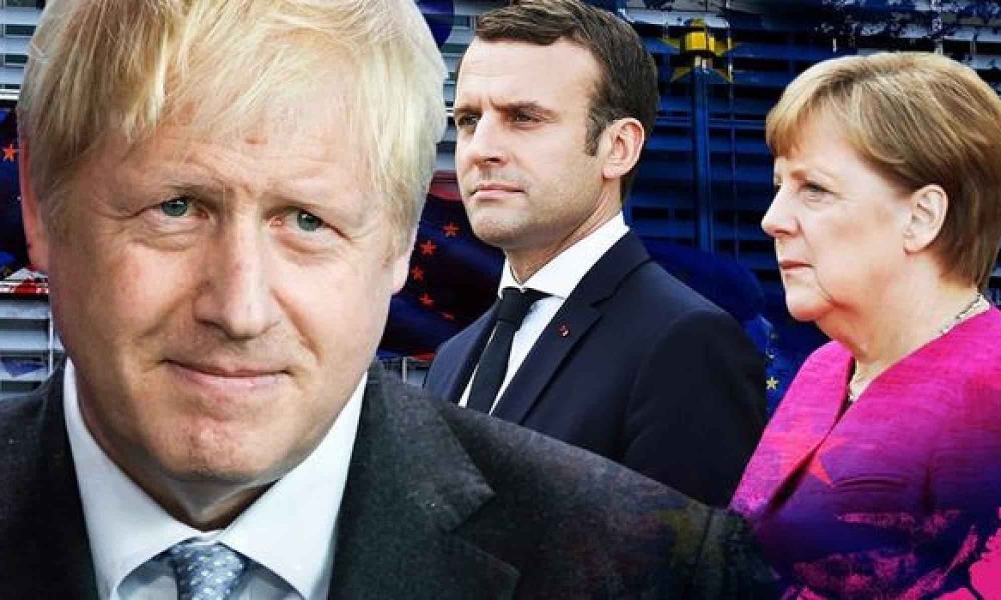 İngiltere, Almanya ve Fransa'dan İran'a çağrı