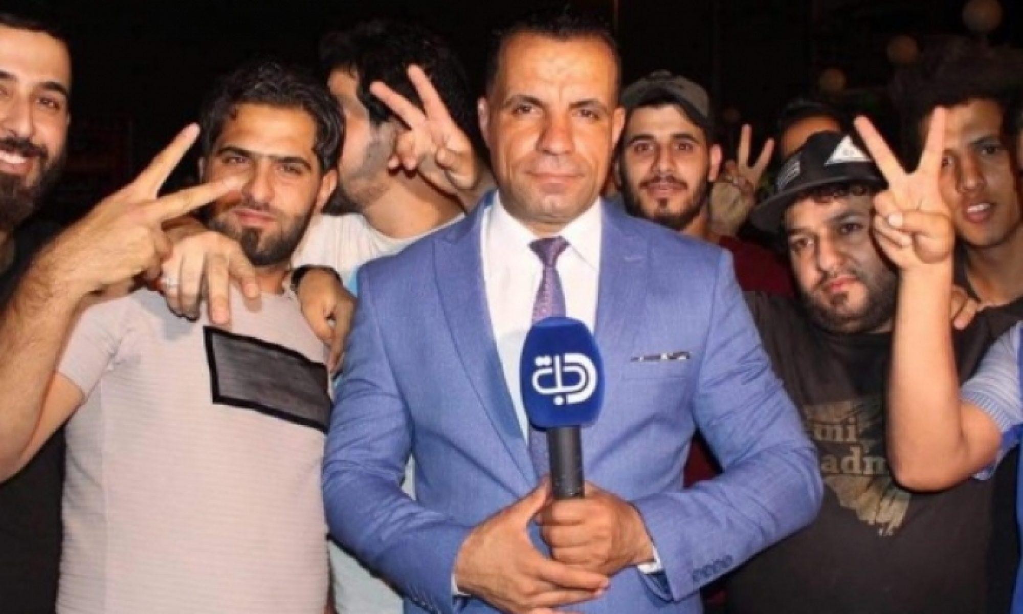 Irak'ta Muhalif gazeteci ve kameraman öldürüldü