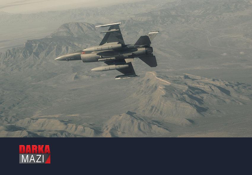 TSK uçaklarının bombalamasında bir yurttaş şehit düştü PKK, Kurdistan, Güney
