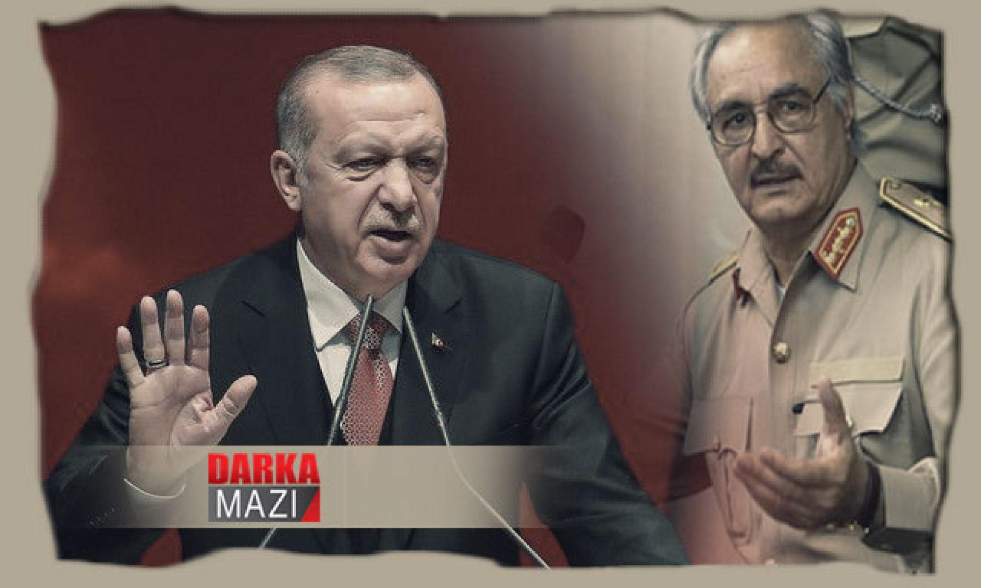 Libya'da Hafter yanlıları: Ateşkesi bitirdik, Türkiye'nin müdahalesi başarımızı geciktirdi erdoğan, libya