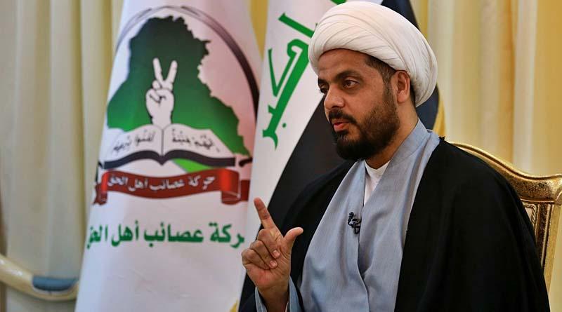 Esayib Ehl El Heq liderinden ABD'ye tehdit: İran'dan sonra Mehdi Mühendisi'nin intikamını alma sırası bizde