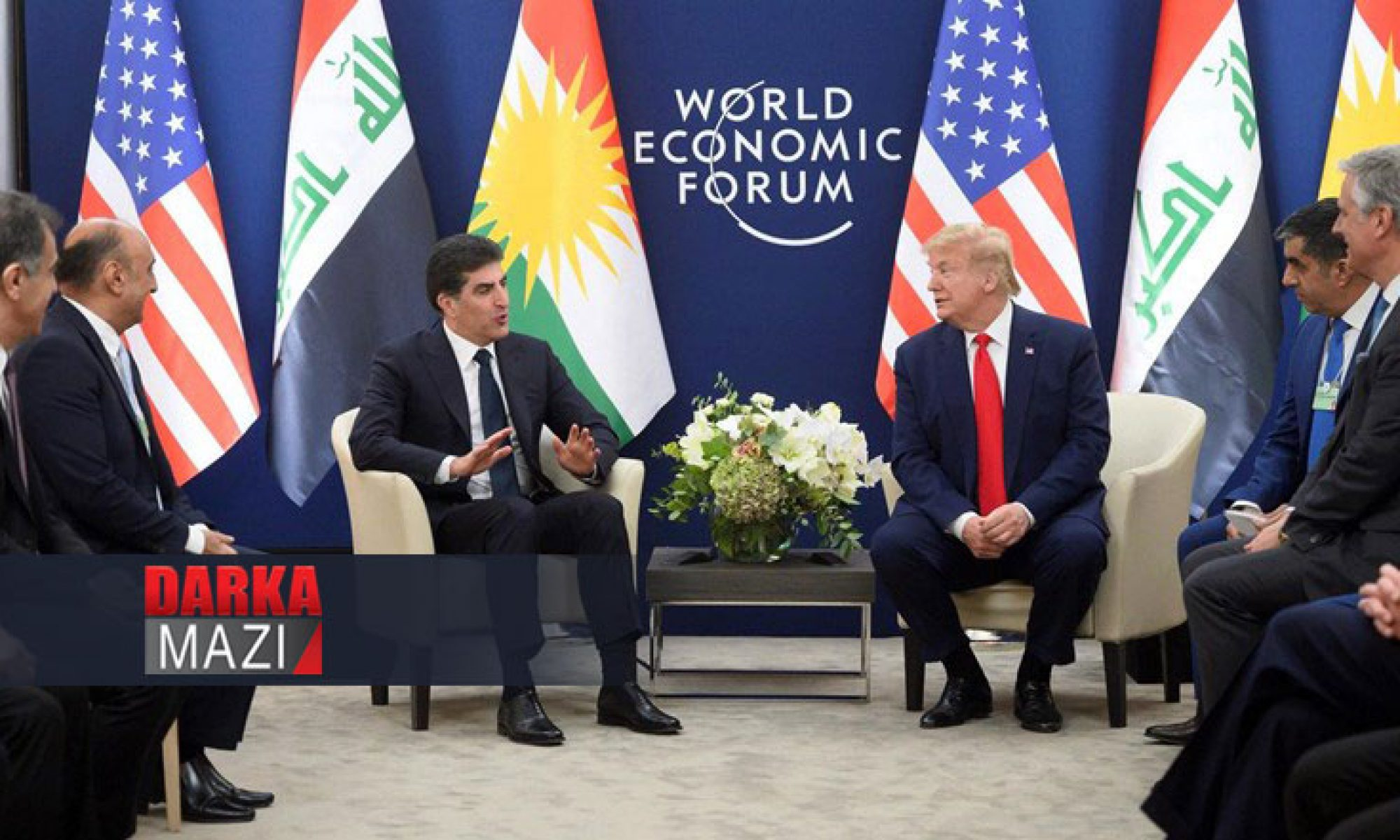 Neçirvan Barzani ve Trump görüşmesinde neler söylendi?