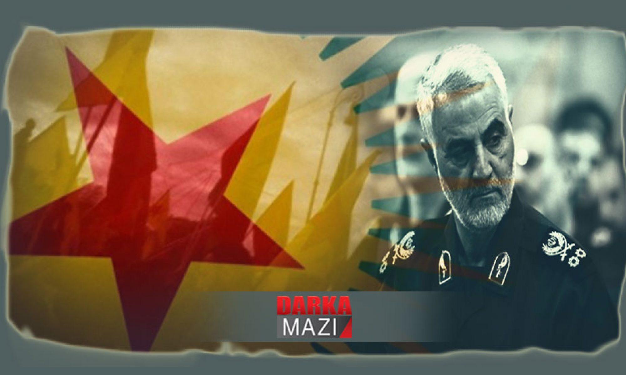 iran PKK Kasım Süleymani Kürdistan Şii Cephesi, Kasım Süleymani, Cemil Bayık; Kürdistan Bağımsızlık Referandumu