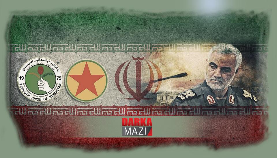İran'ın satranç ustası Kasım Süleymani ve piyonları: YNK ve PKK