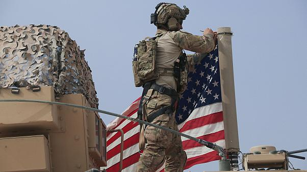 ABD güçleri K1 askeri üssü'nden çekiliyor