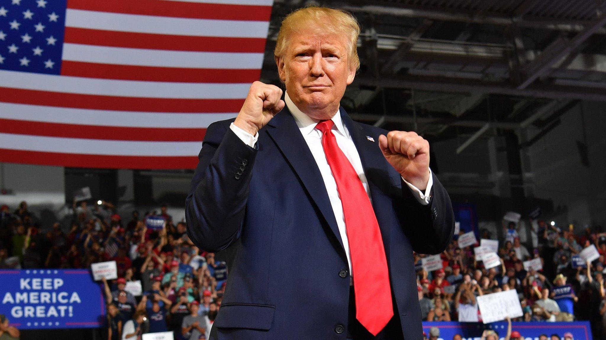 Trump'tan İran'a; Hayır, teşekkürler