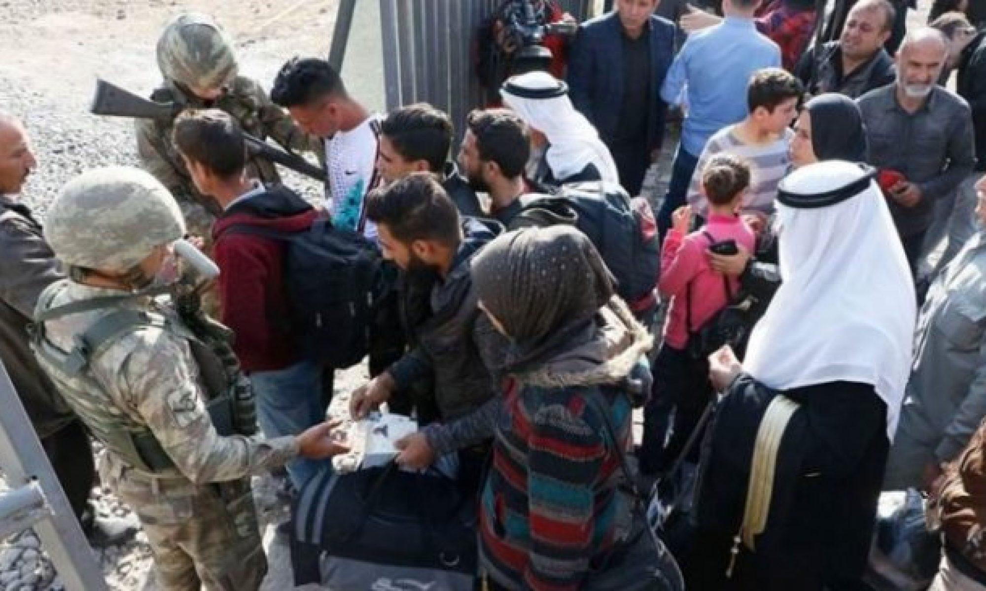 Rojava, Tev- Dem,, SDG, Türkiye Sere Kaniye'nin demografisini değiştiriyor