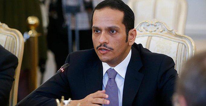 Katar Dış İşleri Bakanı Erbil'e geliyor