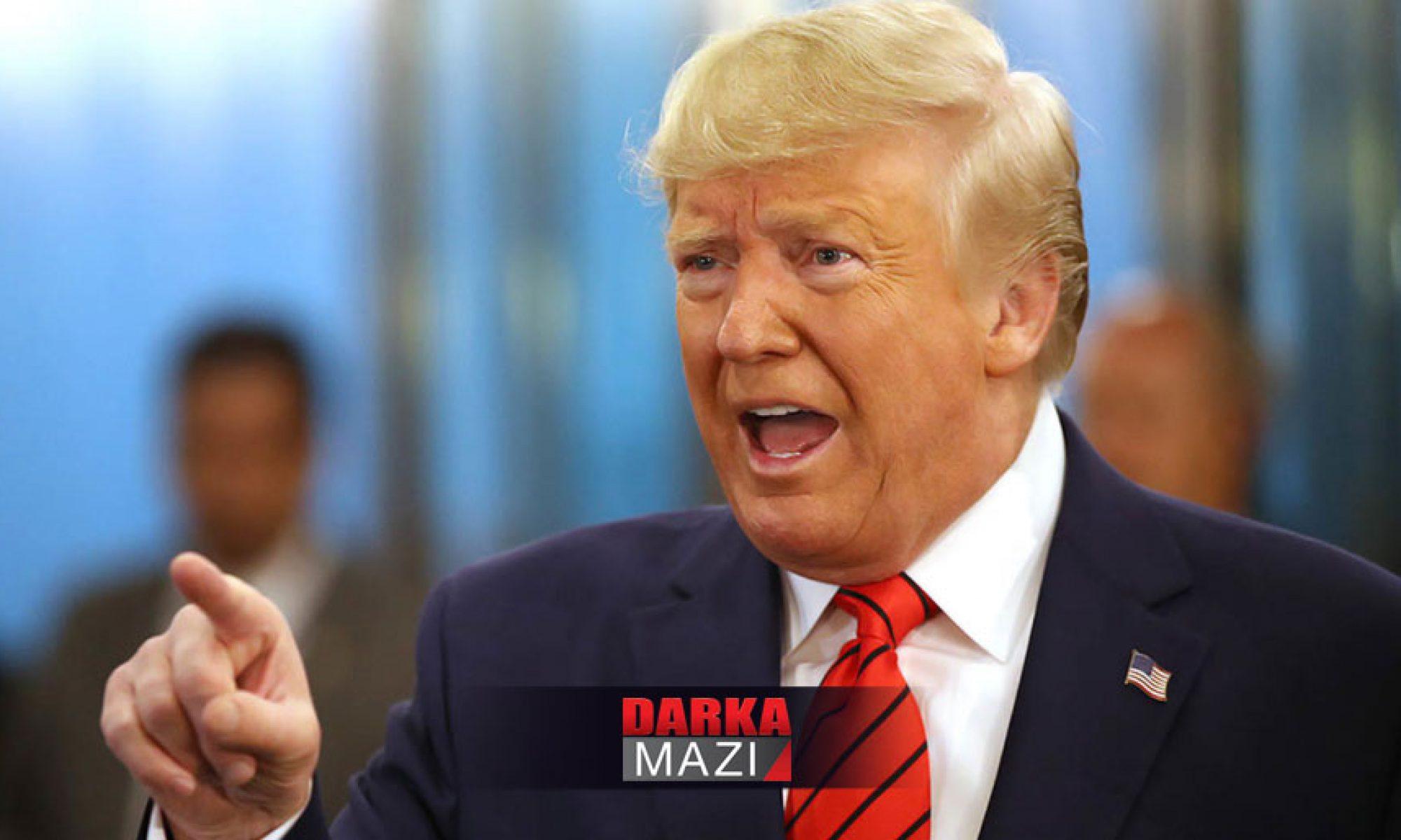 Trump: İranın 52 noktasını vururuz