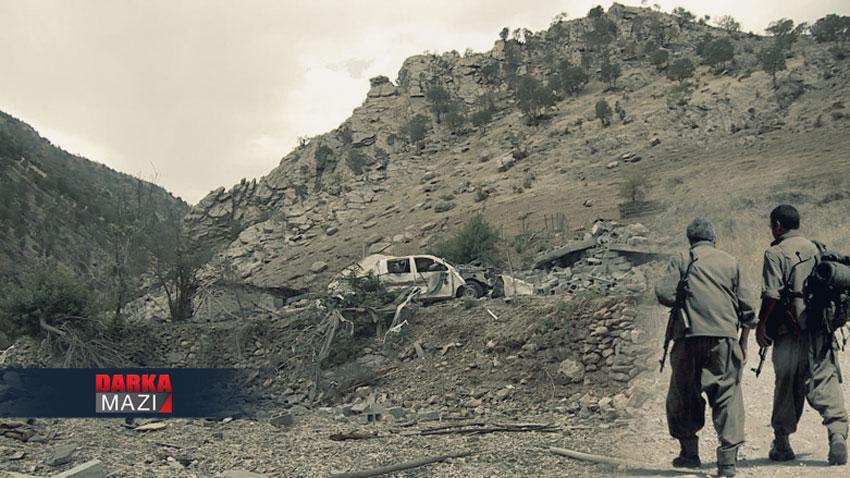"""Güney Kürdistan'ın """"Doski ve Mizuri"""" Bölgeleri Tehlike Altında !"""