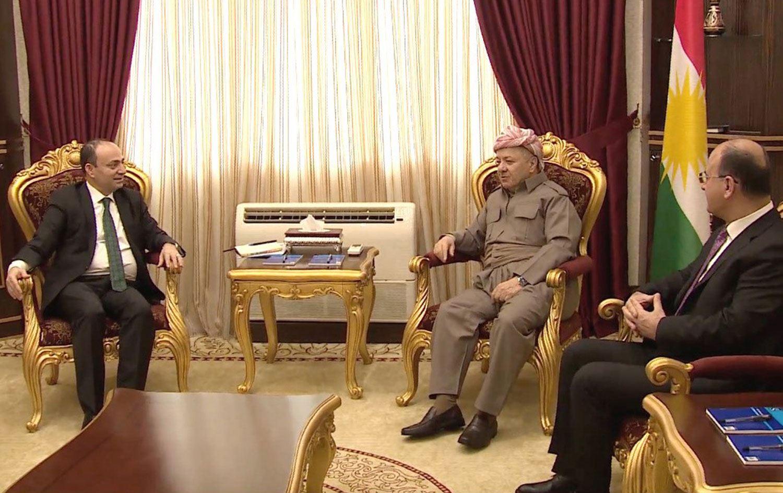 Osman Baydemir'den Güney Kürdistan ziyareti