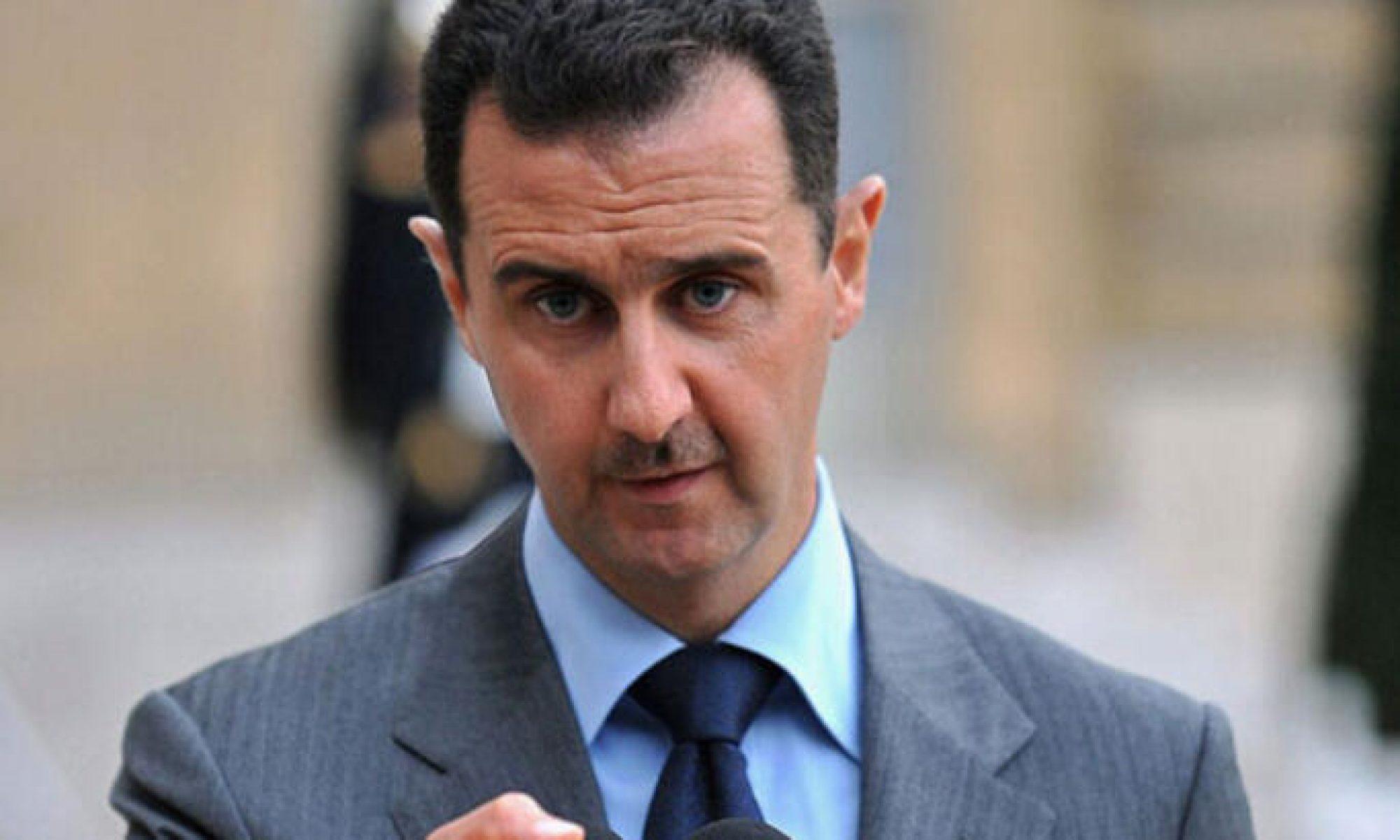 Esat: Halep, muhaliflerin nihayi yenilgisinin başlangıcı