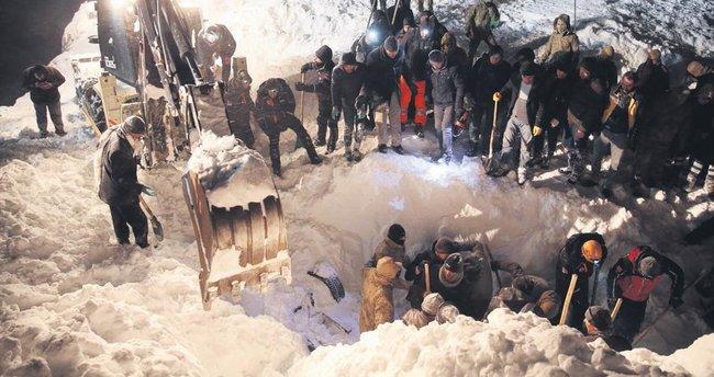33 kişinin hayatını kaybettiği Van'daki çığ felaketinde suçlu devlettir