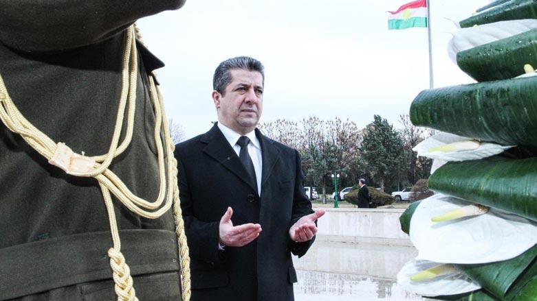 Başbakan: 1 Şubat Şehitleri Anma Törenine Katıldı