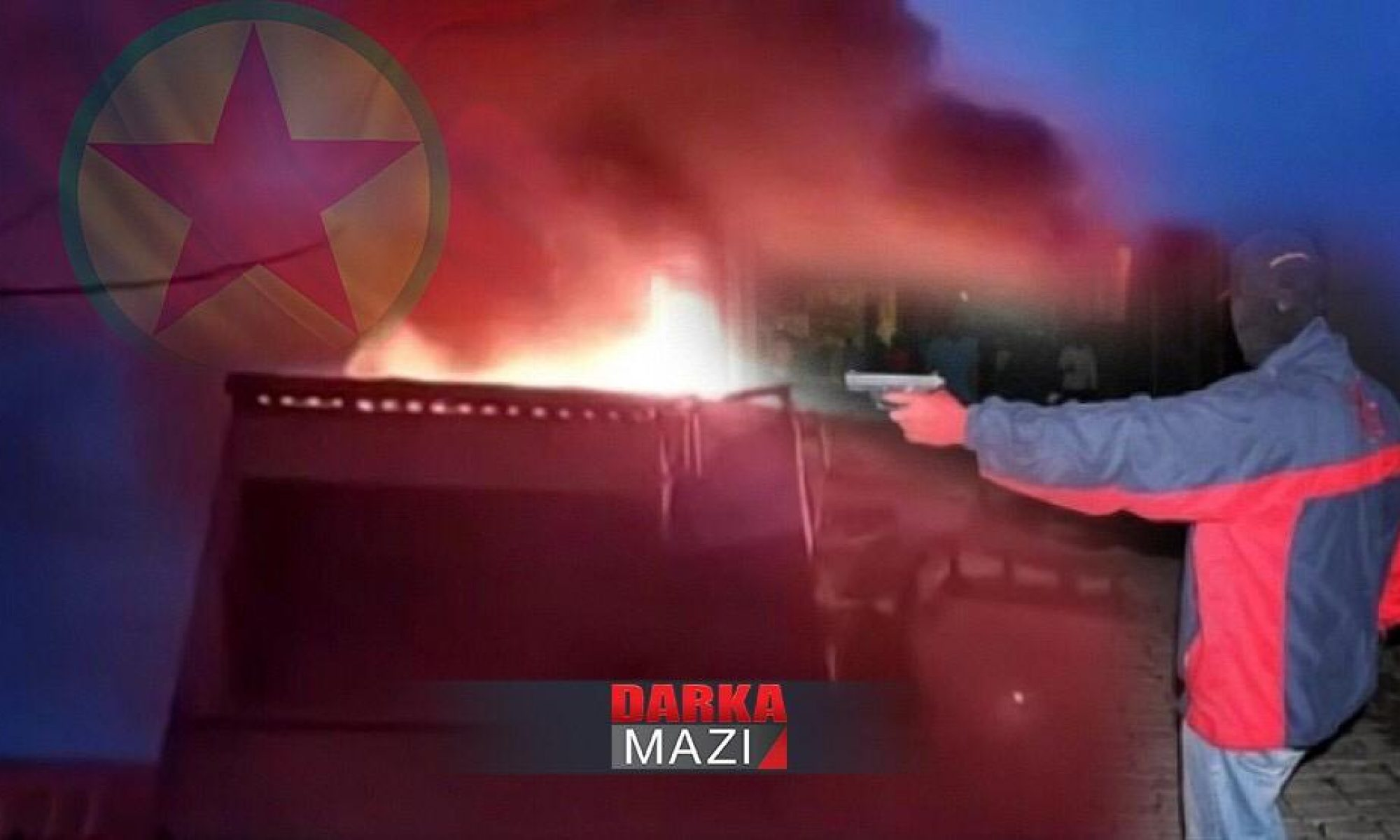 PKK'ye bağlı intikam birimleri bir iş yeri yaktı; kim yaktı, neden yaktı, faydası var mı?