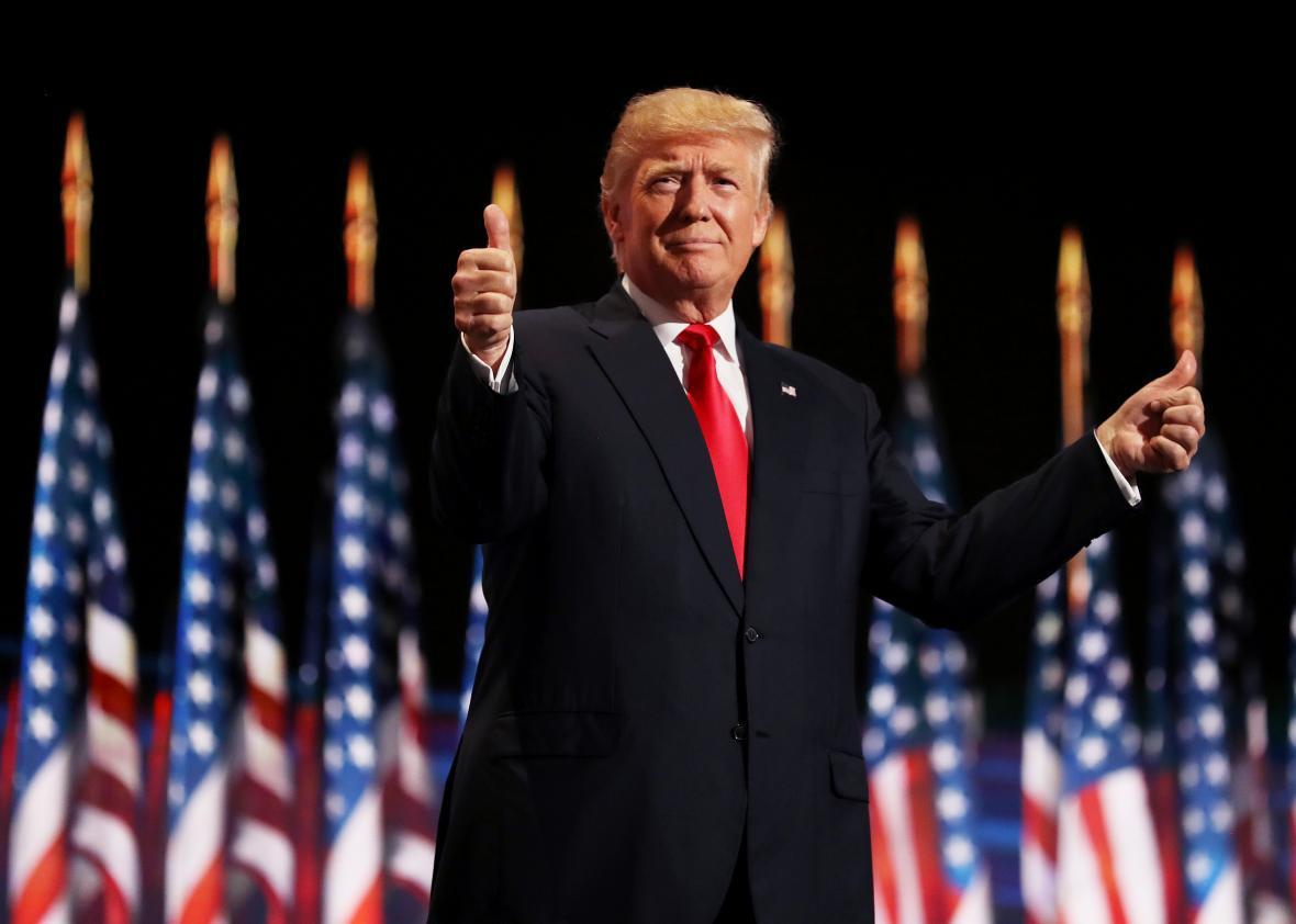 ABD Senatosu Trump'ı akladı