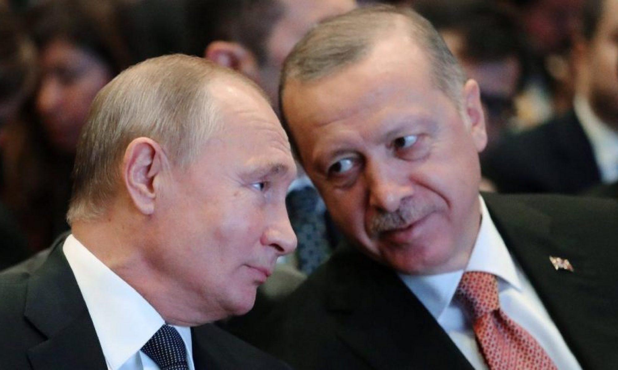 Kremlin sözüsü:Putin'in Erdoğan'la görüşme planı henüz bulunmuyor