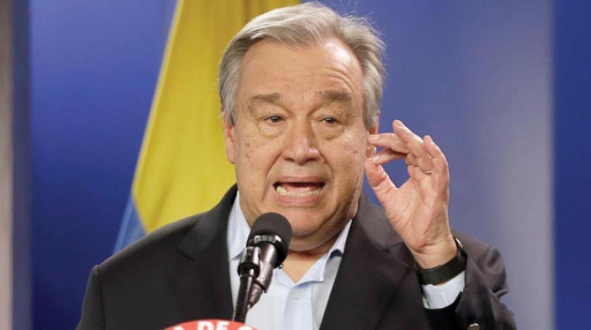 """BM Genel Sekreterinden idlip için """"çatışmaları durdurun çağırısı"""""""
