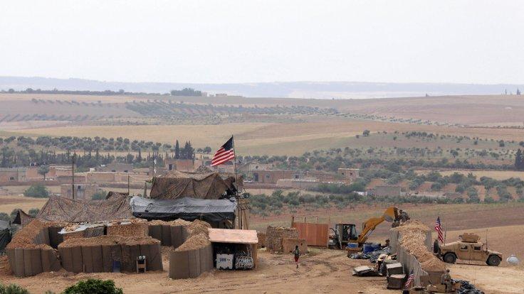 Suriye, Rojava, ABD'den Haseki'de yeni bir askeri üs