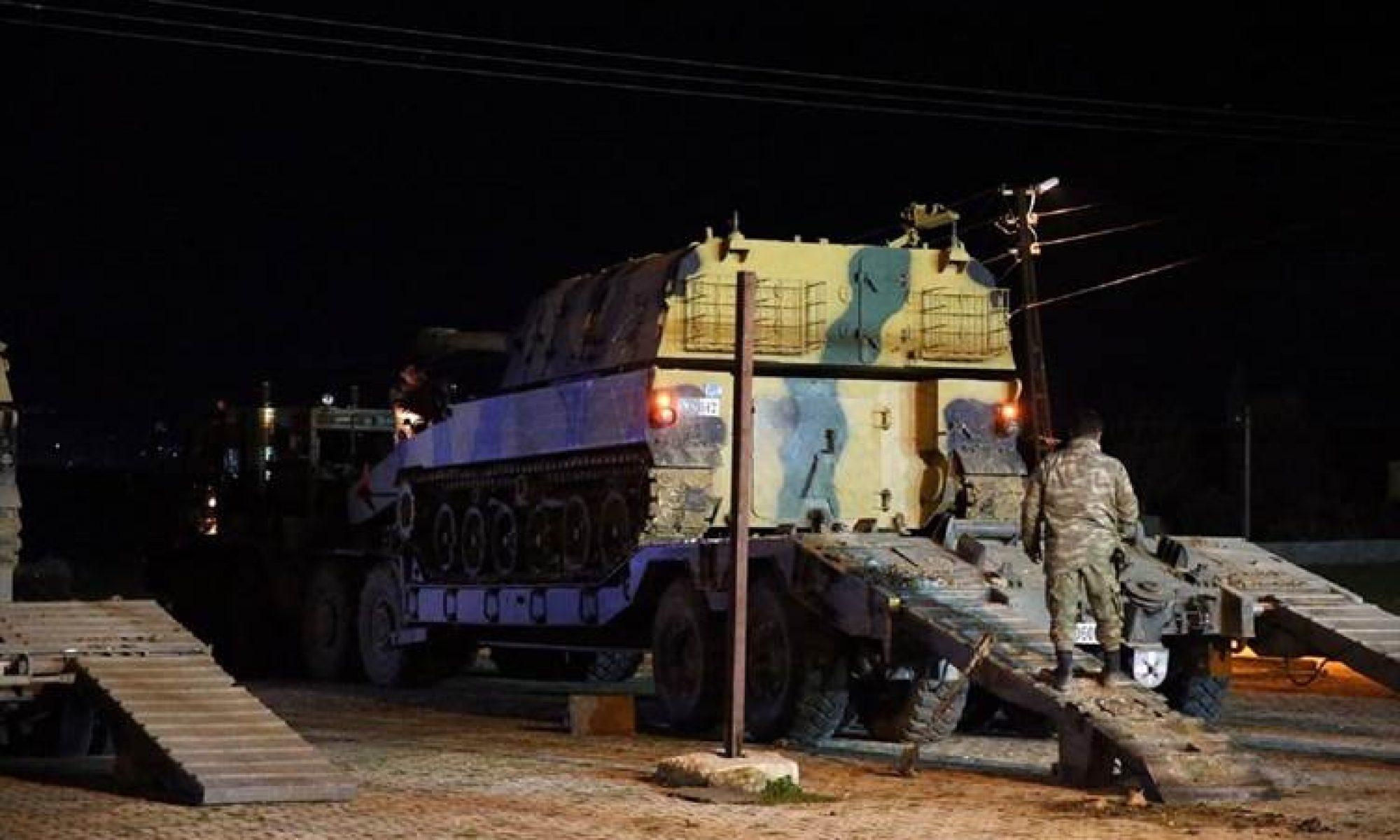 Suriye ve Türk ordusu arasında çatışma: 4 Türk askeri öldürüldü