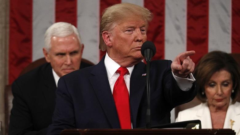 Trump'tan Ortadoğu mesajı: Bitirmeye kararlıyız