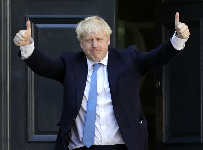 İngiltere Başbakanı Boris Johnson koronavirüse yakalandı