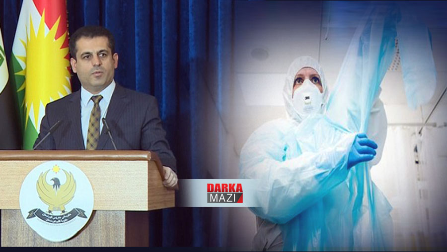 Kürdistan Sağlık Bakanı: Tehlike çanları çalıyor, herkes dikkat etmeli