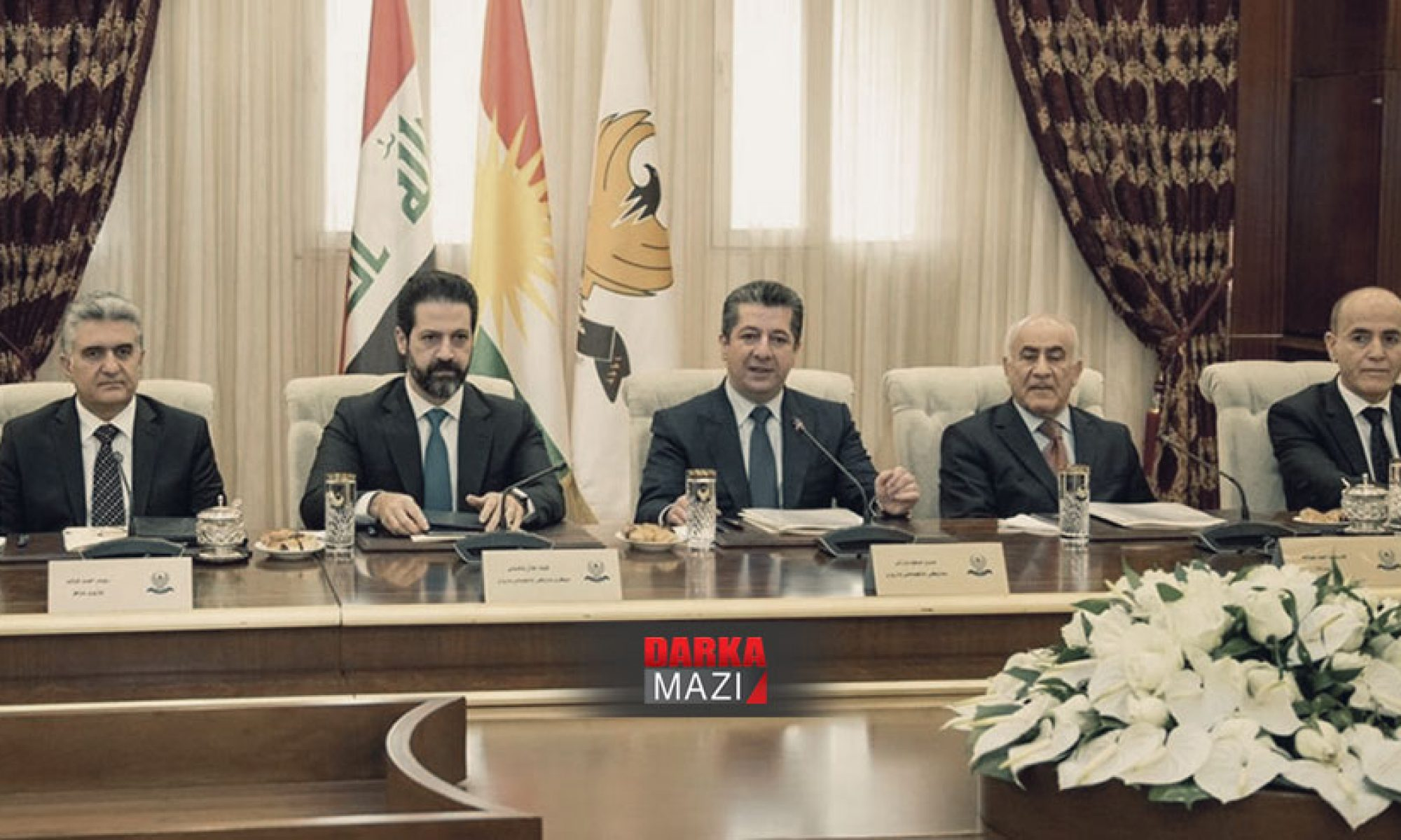 Mesrur Barzani başkanlığında ki Coronavirüs ve etkileri konulu toplantı sonuçlandı